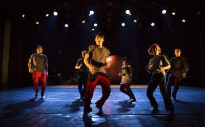 [ET-ENT 무용] 2016 공연예술 창작산실 무용(4) '공상 물리적 춤'