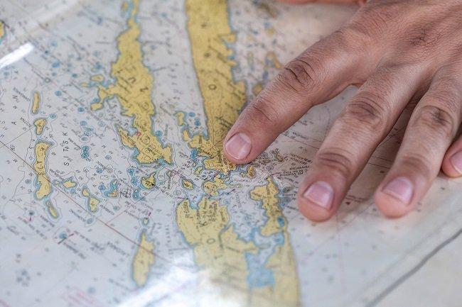 자신의 지위와 위치를 정확히 알아야만 지도라는 것을 할 수 있다.