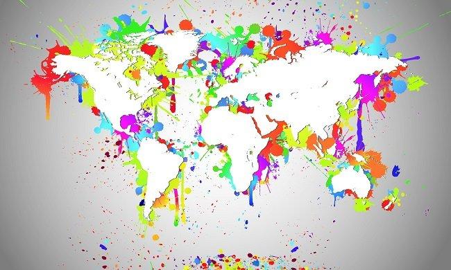 지도는 다른 정보를 융합하고 주변과 소통하면서 더 멋진 지도를 이룬다.