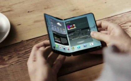 삼성전자, 폴더블폰 '투트랙 전략'
