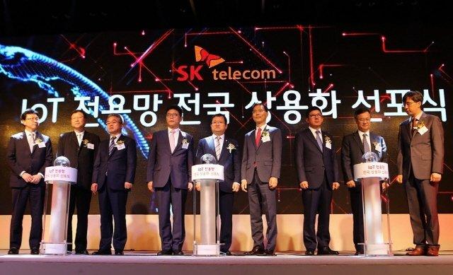 SK텔레콤은 지난 7월 로라 전국망 상용화를 완료했다. (사진=SKT)