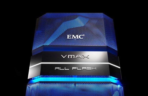 하이엔드를 위한 'VMAX 올 플래시'