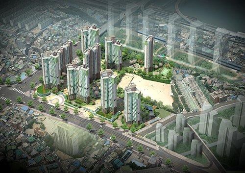 부산 구포7구역 지역주택조합 아파트 '센트럴시티' 조합원 모집 예고