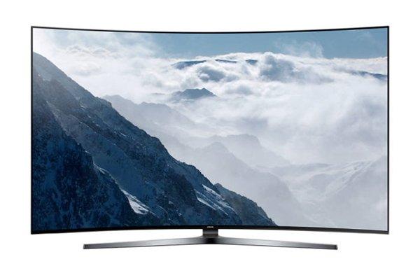Samsung Electronics' Quantum-Dot SUHD TV