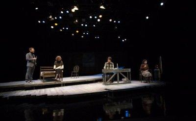 [ET-ENT 연극] 2016 공연예술 창작산실 연극(1) '인어; 바다를 부른 여인'