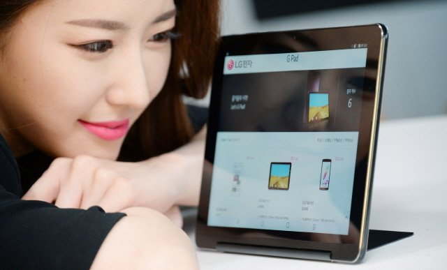 LG전자, 'G패드3 10.1 FHD LTE' 출시 '429000원'