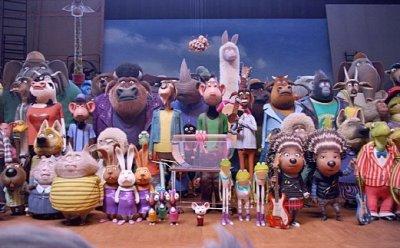 [ET-ENT 영화] 오디션의 시대, 동물들의 뮤지컬 애니메이션 '씽'