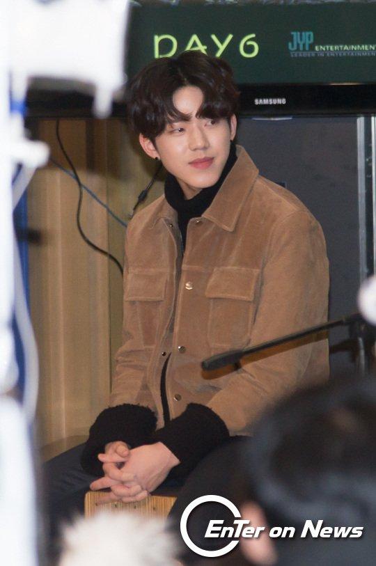 [ON포토] DAY6 성진, '왕자님 미소'