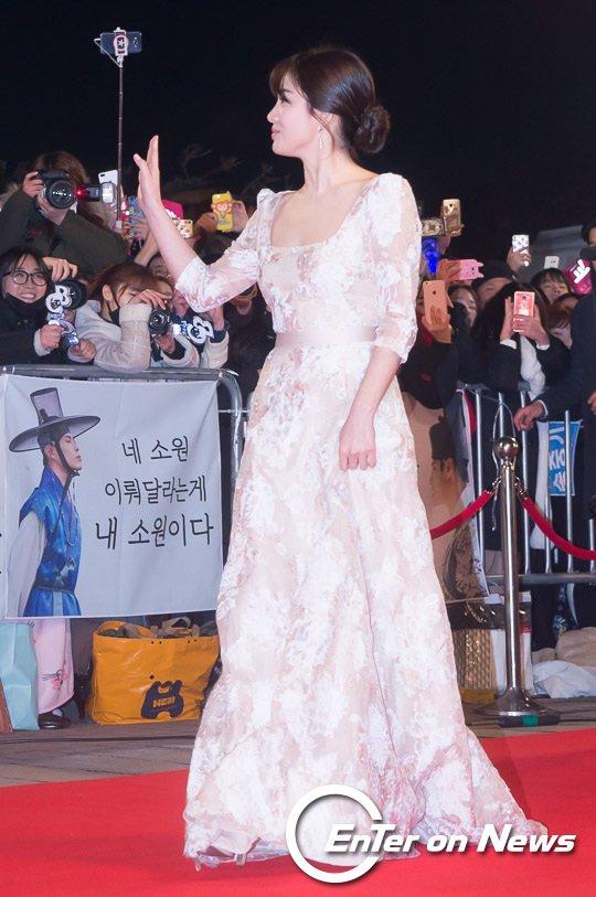 [ON포토] 송혜교, 여신 강림'