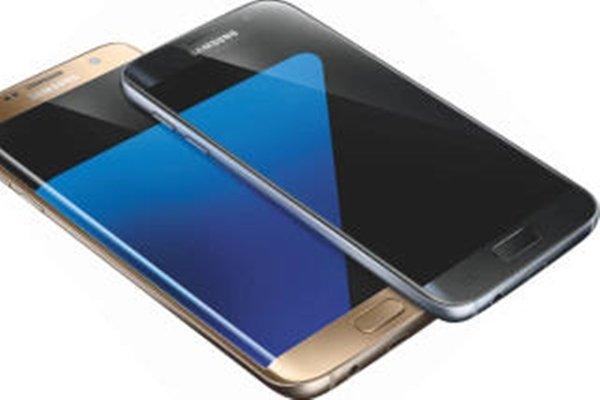 Samsung Electronics' Smartphone Galaxy S7