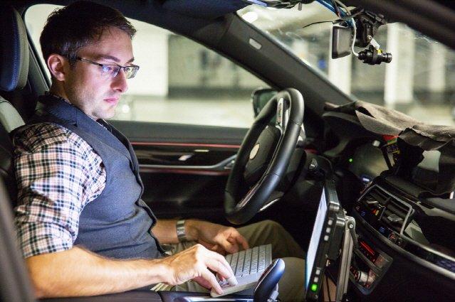 [CES 2017] BMW 그룹, 2017년 하반기부터 자율주행차 시범 운행 나선다