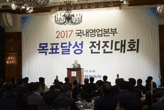 """쌍용차 최종식 사장 """"Y400으로 성장 이뤄내겠다"""""""