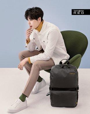 배우 이종석이 비즈니스캐주얼 가방 브랜드 쌤소나이트 레드의 2017년도 모델로 전격 발탁됐다. 사진=쌤소나이트 레드 제공