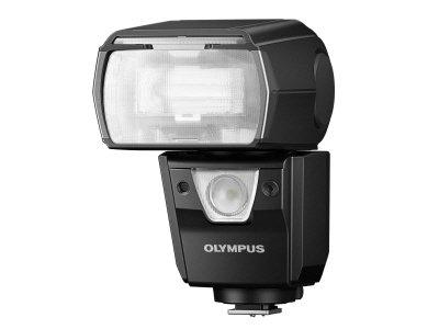 올림푸스 'OM-D E-M1 마크2' 플래시 출시