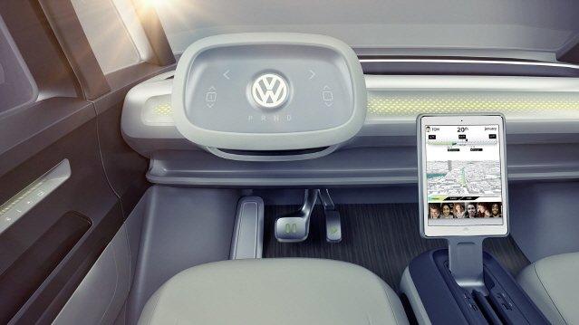 [2017 디트로이트 모터쇼] 폭스바겐, 완전 자율주행차 시대 연다