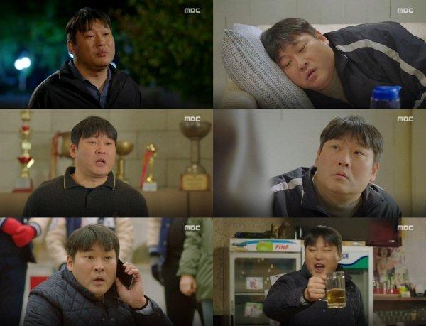 """배우 최무성, """"힘들고 지치는 현실이지만 조그마한 희망을 봤길"""""""