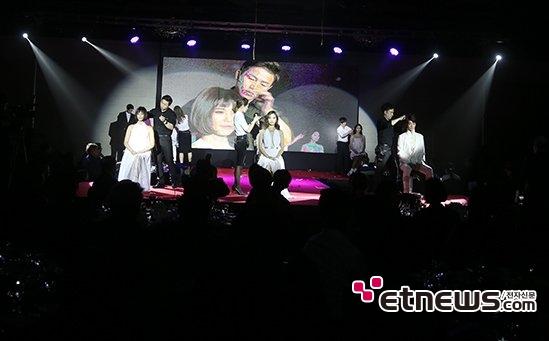 [ON포토] '에스뷰테라 런칭쇼 개최'