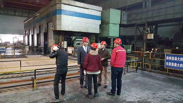 올스웰, 中 최대 민영 철강업체 대상 산업공기기술 설명회 진행