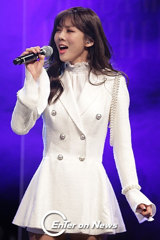 [ON포토] 드림캐쳐 유현, 열정적으로 노래하는 '소원하나'