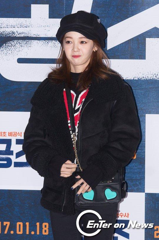 [ON포토] 김보미, '베레모쓰고 귀엽게'