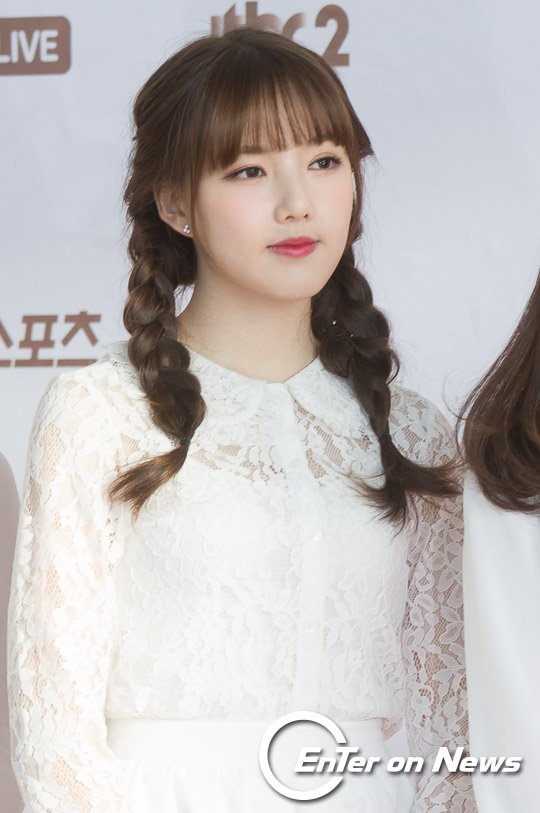 [ON포토] 여자친구 예린, '동화속 소녀처럼~'