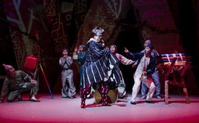 [ET-ENT 국악] 완성도 높은 국립창극단 어린이 창극 '미녀와 야수'