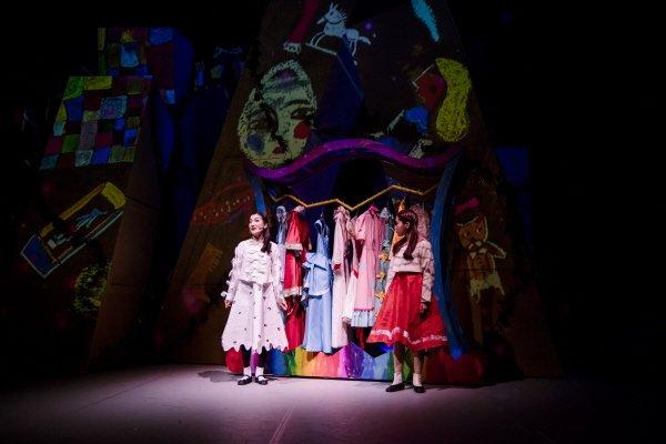 '미녀와 야수' 공연사진. 사진=국립극장 제공