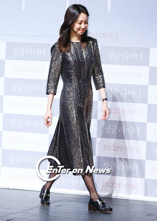 [ON포토] 공효진, '퇴장도 우아하게'