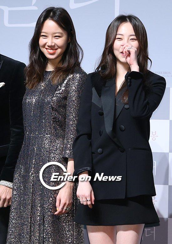 [ON포토] 공효진-안소희, '미소까지 닮았네!'