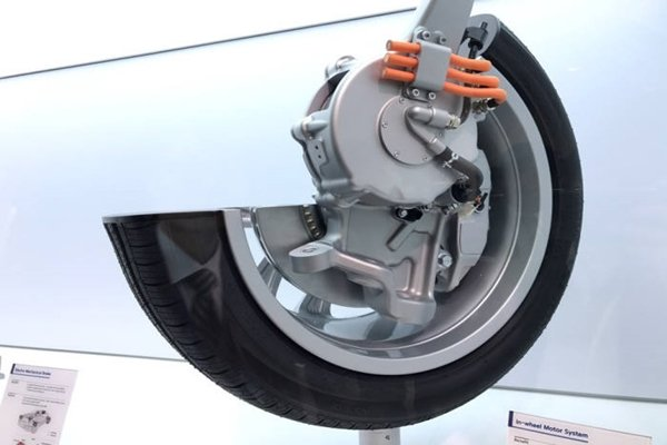 Hyundai Motor Company to Commercialize World's First Eco-Friendly Vehicles with In-Wheel Motors