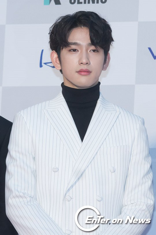 [ON포토] 갓세븐 진영, '영화 주연 배우급 외모'