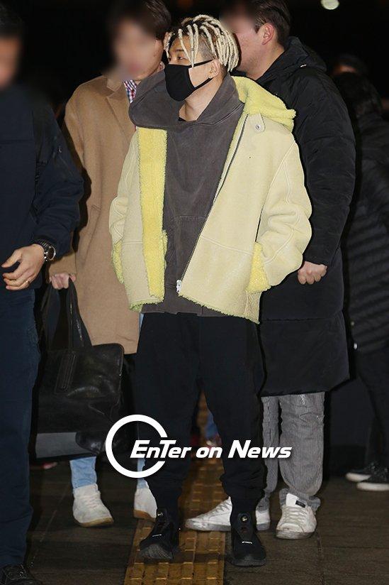 [ON포토] 빅뱅 태양, '패션 어때요?'