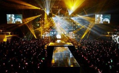 [ET-ENT 스테이지] 김재중 단독콘서트 'The REBIRTH of J'(1) 이젠 내가 너희를 지켜줄께