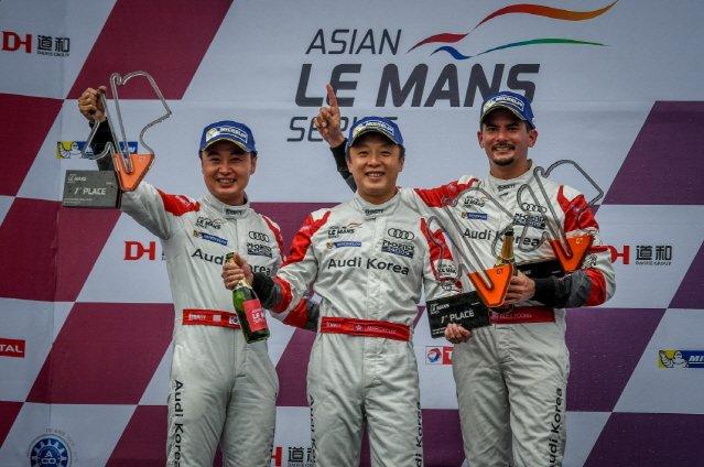 아우디, 수입차 브랜드 최초로 한국인 드라이버 내세워 국제 레이스 우승