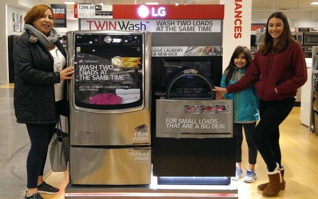 LG전자 '트윈워시' 출시국 2배 확대…지난해까지 40개국, 올해 40개국 추가