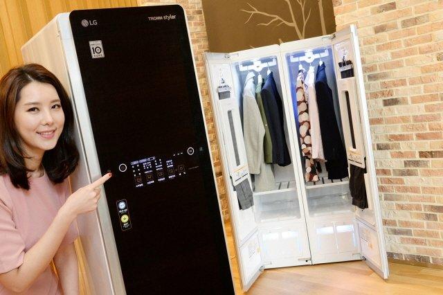LG 스타일러, 국내 판매량 1만대 돌파