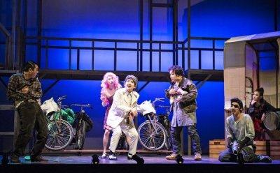 [ET-ENT 연극] 2016 공연예술 창작산실 연극(3) '소나기마차'