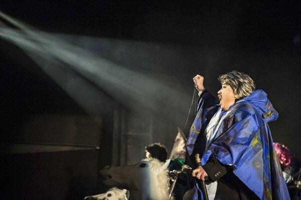 '소나기마차' 공연사진. 사진=한국문화예술위원회 제공
