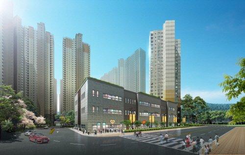 아파트 장점 갖춘 오피스텔 '오창 센토피아 롯데캐슬' 분양