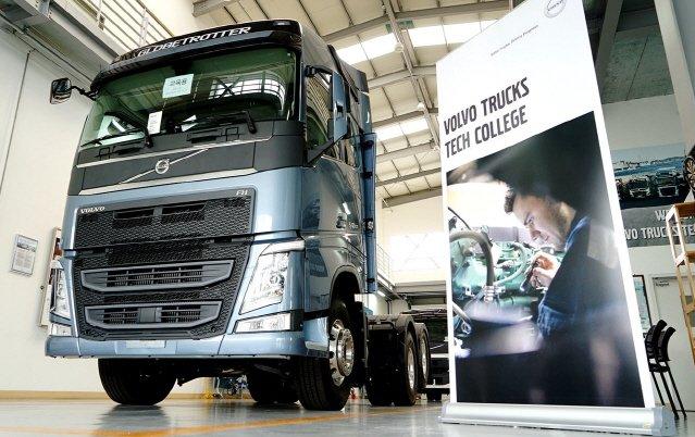 볼보트럭, 1월 수입 상용차 시장서 최다 판매 기록