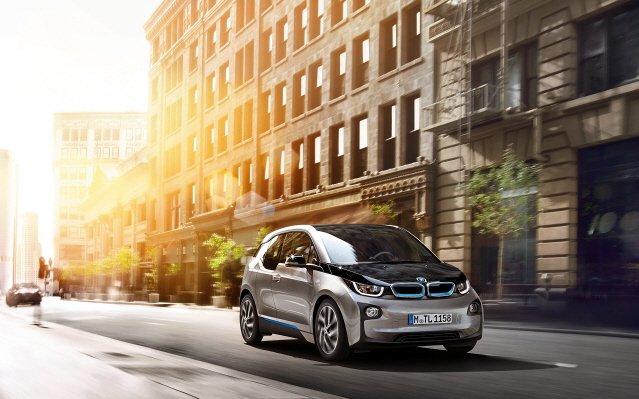BMW i3 ‧ 현대차 아이오닉 EV, 美서 최고 친환경차 등극