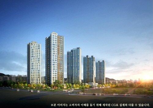 트램·충청권 광역철도 교통수혜단지, '복수센트럴자이' 분양 예정