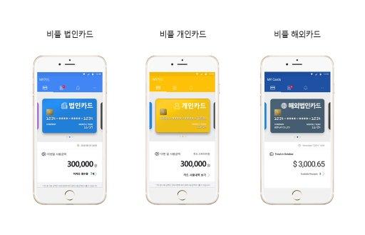 비즈플레이 '해외카드경비관리' 서비스