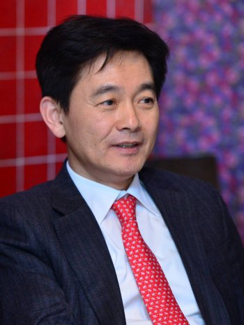 조현정 한국SW산업협회장. 전자신문DB
