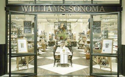 '월리엄스소노마' 미국 조지아주 매틀란타점 매장 전경. 사진=현대백화점그룹 제공