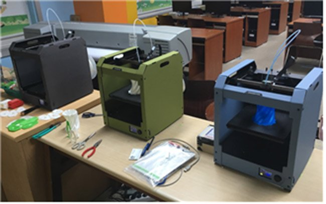 3D 프린팅 모습, 3D프린터 사진