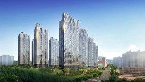 고급 커뮤니티시설 갖춘 복합 커뮤니티 아파트 '용인 센텀스카이'