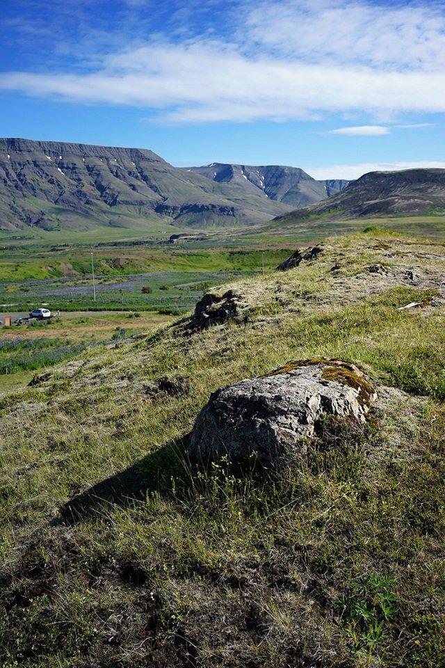 아이슬랜드 풍경 사진, 2016년 7월