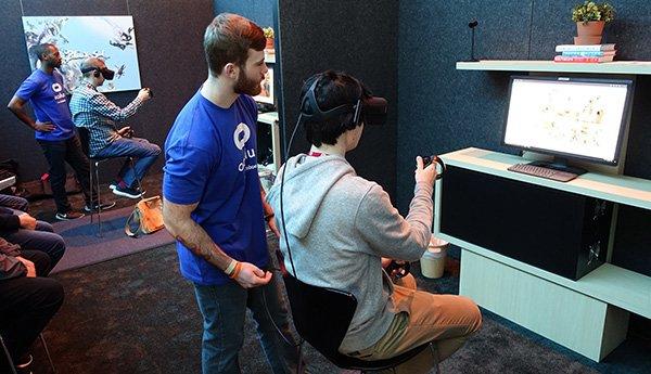 엔씨소프트, '블소' IP 기반 VR게임 GDC에서 최초 공개