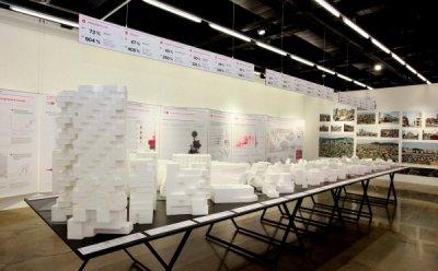 [ET-ENT 갤러리] 베니스비엔날레 국제건축전 귀국전 '용적률 게임 : 창의성을 촉발하는 제약'